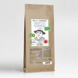 Zrnková káva Brazil Boutique Ethiopia
