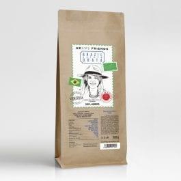 Zrnková káva Brazil Estate Obata