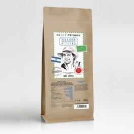 Zrnková káva El Salvador Piletas Tekisic/Bourbon