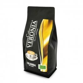 Zrnková káva Columbia – 1000 g