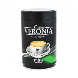 Zrnková káva Etiópia