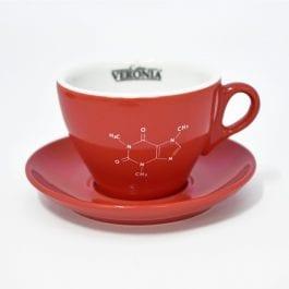 ČERVENÁ ŠÁLKA – Cafe Latte