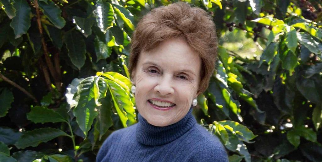 Farmárka Mária z Brazílie