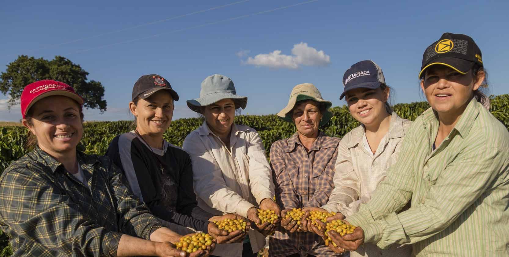 Women in Coffee − Sila žien v kávovom priemysle