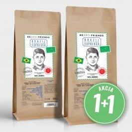 Zrnková káva Brazil Signature Espresso 2 kg
