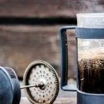 Zalievaná káva zdravo a chutne – French Press