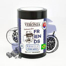 FRIENDS EMERALD – Limitovaná edícia výberovej kávy